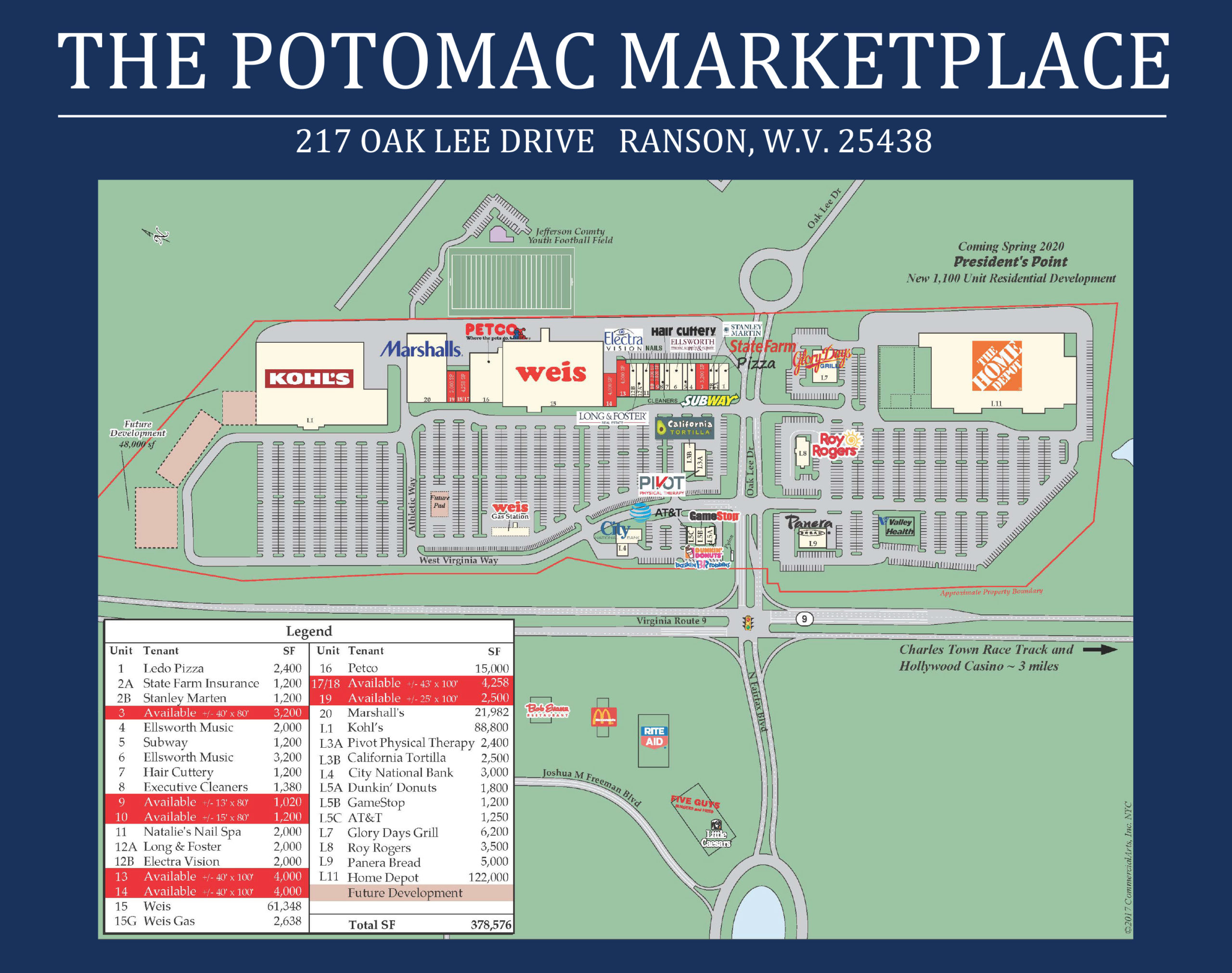 The Potomac Marketplace
