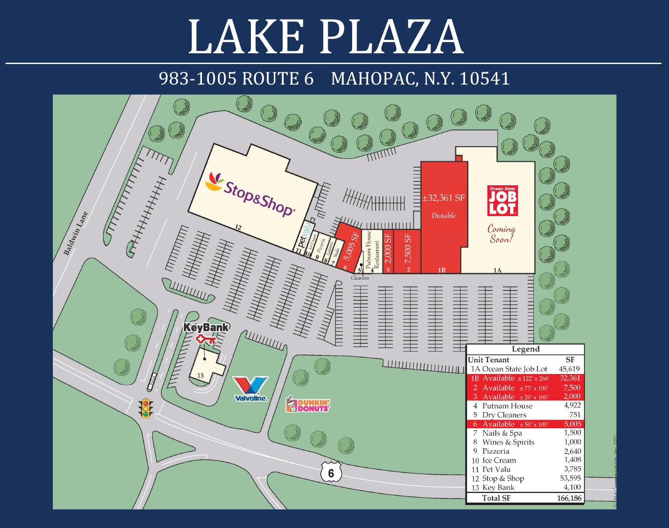 Lake Plaza Shopping Center